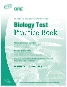 GRE Biology Test Practice Book